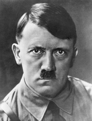 Adolf Hitler - Germany