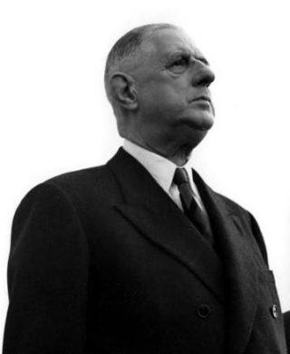Charles De Gaulle - France