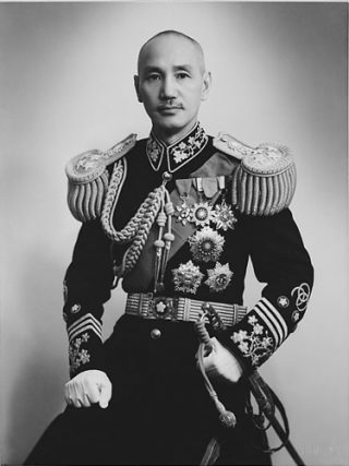 Chiang Kai-shek - China