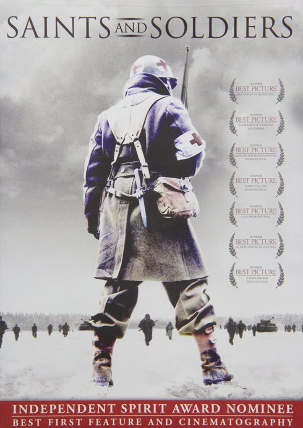 Saints and Soldiers Film Digital HD Copy