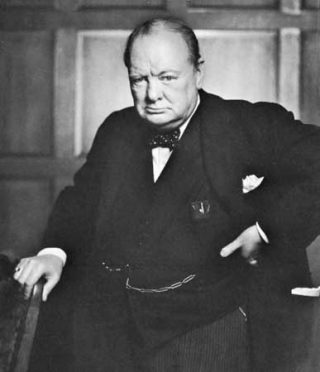 Winston Churchill - United Kingdom