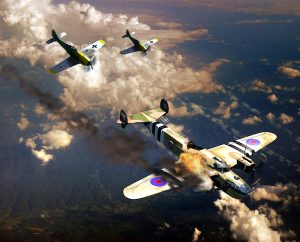 World War 2 Planes