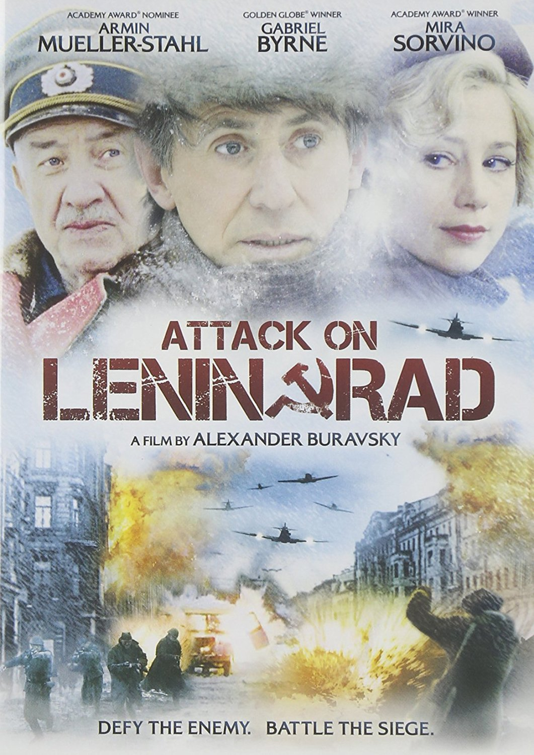 Attack on Leningrad Film Digital HD Copy