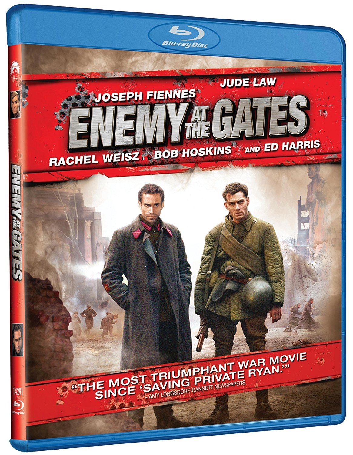 Enemy at the Gates Film Digital HD Copy