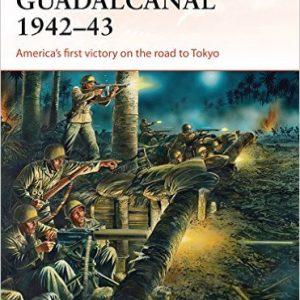 Guadalcanal 1942-43 Book
