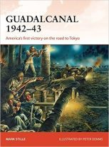 Battle of Guadalcanal 1942-43 Book