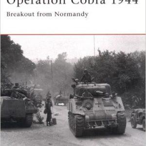 Operation Cobra 1944 Book