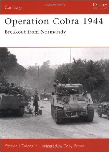 Operation Cobra 1944 Book