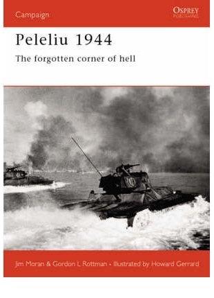 Battle of Peleliu 1944 Book