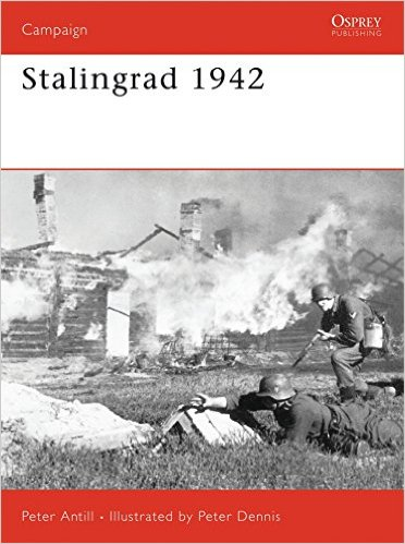 Battle of Stalingrad 1942 Book