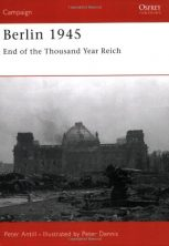 Berlin 1945 End of the Thousand Year Reich Book