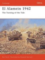 El Alamein 1942 The Turning of the Tide Book