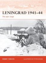 Leningrad 1941-44 The Epic Siege Book