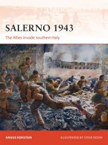 Salerno 1943 The Allies Invade Southern Italy Book
