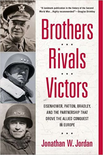 Brothers Rivals Victors Book Cover