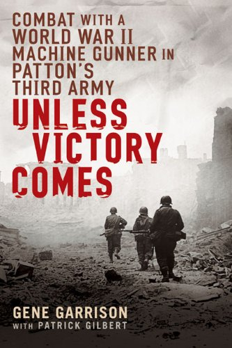 Unless Victory Comes Book Cover