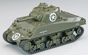 US Army M4 Sherman Remote Controlled Model Tank