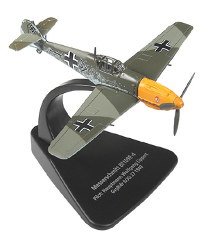 Messerschmitt Bf 109E-4 Die Cast Model