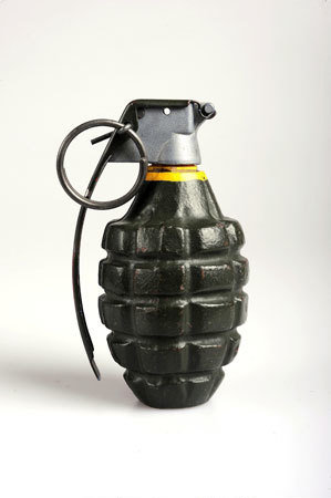 Grenades in World War 2 - The Premier World War II Web Site