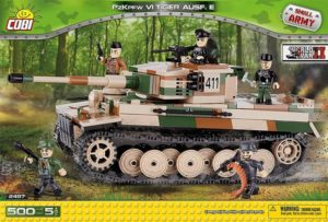 Tiger PzKpfw VI Ausf. E – German Heavy Tank