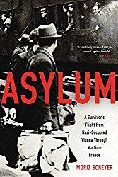 Asylum: A Survivor's Flight Book