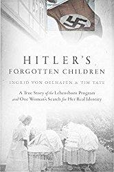 Hitler's Forgotten Children Book