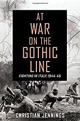 At War on the Gothic Line Book