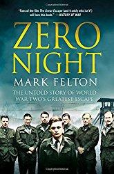 Zero Night: The Untold Story Book